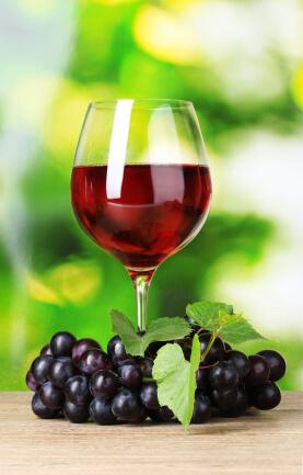 Zum guten Essen ein guter Wein