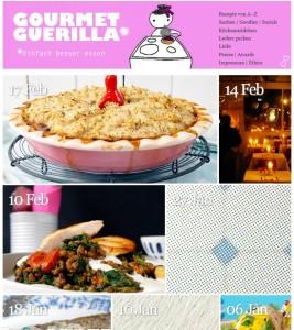 Startseite gourmetguerilla.de
