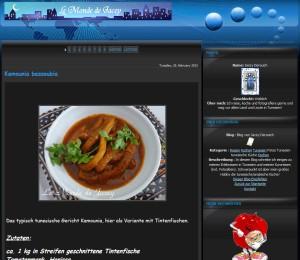 Startseite Le Monde de Jacey