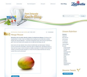 Startseite Total Zottarella Koch-Blog
