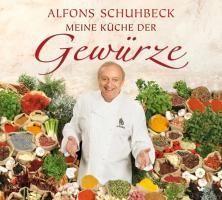 """Alfons Schuhbecks """"Meine Küche der Gewürze"""" (Quelle: Hitmeister)"""
