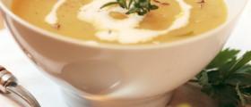 Cremige Kartoffelsuppe (Quelle: Fotolia)
