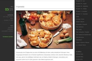 Leckere Empanadas (Quelle: www.culturefood.org)