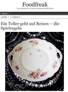 """Event: """"Ein Teller geht auf Reisen"""" (Quelle: www.foodfreak.de)"""