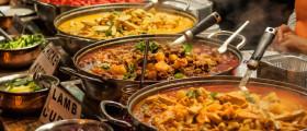 Variationsreiche, indische Küche. (Quelle: fotolia)