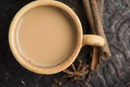 wenn es drau en kalt ist chai tea latte selber machen feinschmecker aktuell. Black Bedroom Furniture Sets. Home Design Ideas